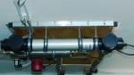 UV-C Klärer, 75 Watt