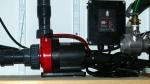Red Dragon Pumpe zum Betrieb des Patronenfilters
