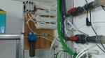 Durchflussmesser Osmosefilter Vorfilter Filterkerze 5 µm Magnetventil für Spülautomatik Aquarium Wolfgang Engel Funktionsskizze Membran Feinfilter Pumpe Wasserwechsel