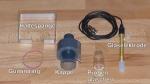 Version 3.0 vor dem Einkleben der pH-Elektrode